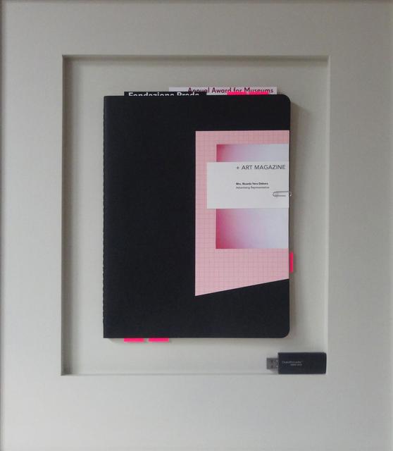 , 'Notes - Recarda Vera Debora,' 2016, Annie Gentils