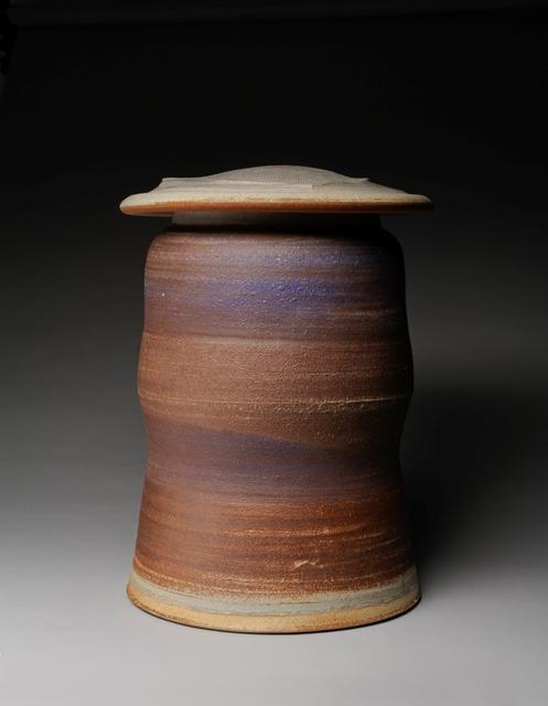 , 'Lidded Jar ,' 1982, LACOSTE / KEANE GALLERY
