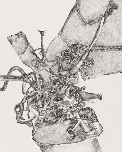 , 'Leo's Machine,' 1967, Michael Rosenfeld Gallery