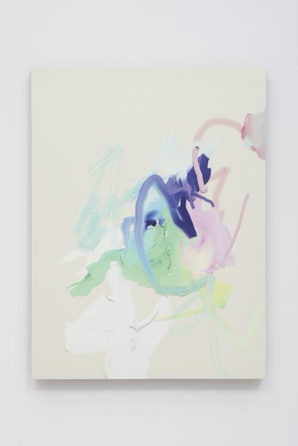 , 'Dahliflower,' 2017, Gavlak