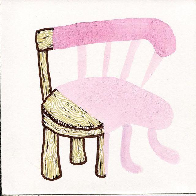 , '7x7 Collaborative Drawing (#13),' 2011, Mark Moore Fine Art