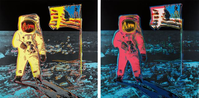 Andy Warhol, 'Moonwalk', 1987, Joseph K. Levene Fine Art, Ltd.
