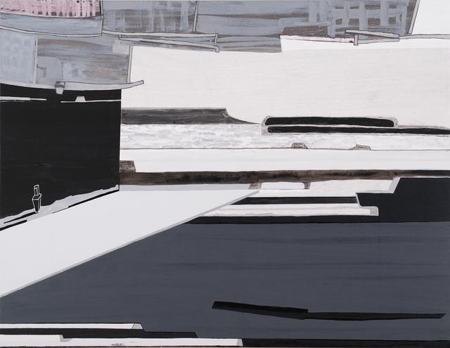 , 'COM 1,' 2011, SILAS VON MORISSE gallery