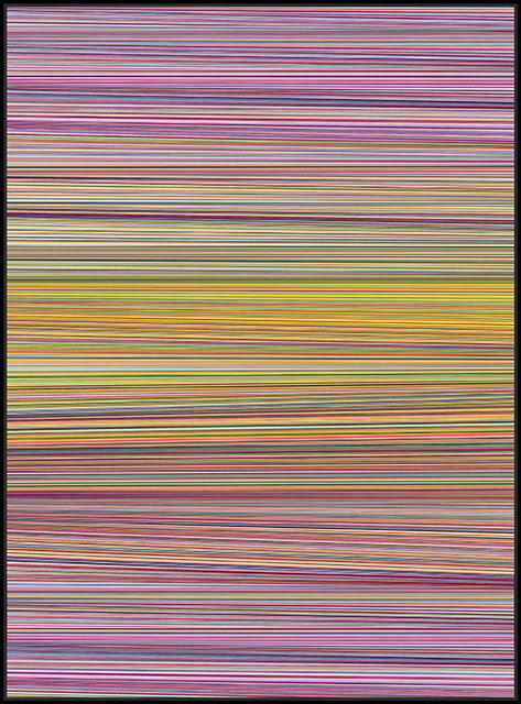 , 'Horizon Rise,' 2018, Jonathan LeVine Projects