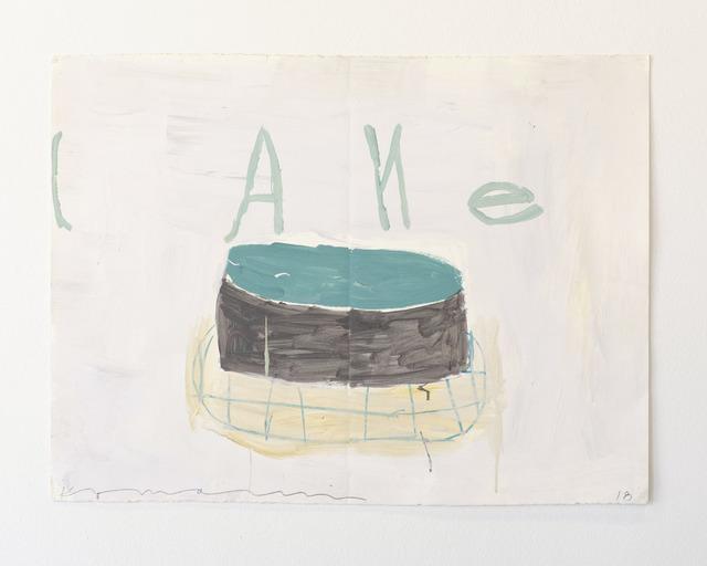 Gary Komarin, 'Cake (Small)', 2018, Dimmitt Contemporary Art