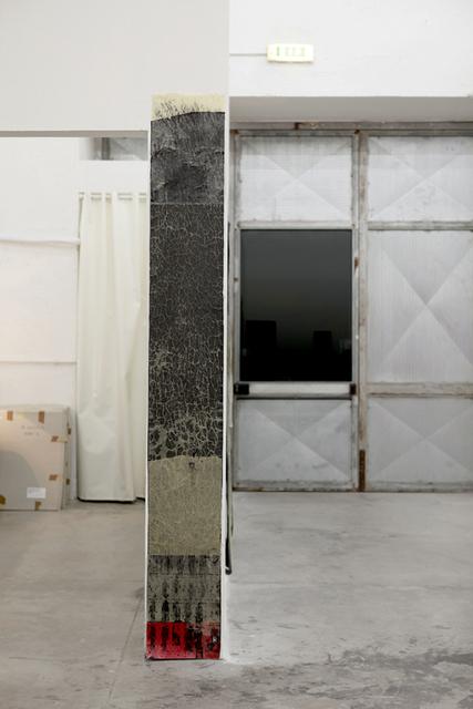 , 'Il Tronco,' 2015, Collicaligreggi