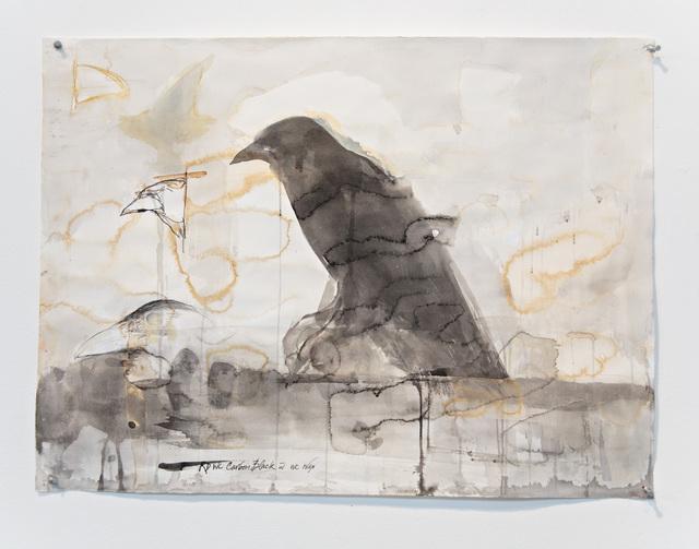 , 'CARBON BLACK RAVEN BEAKS,' 2016, Traver Gallery