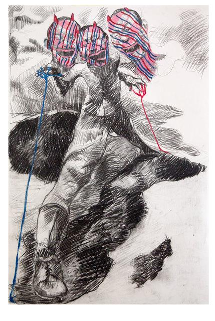 Ronald Muchatuta, 'Made in China ', 2016, The Melrose Gallery