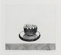 , 'Cut Melon,' 1964, Susan Sheehan Gallery
