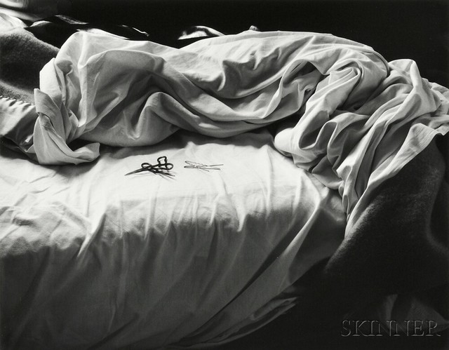 , 'The Unmade Bed,' 1957, Scott Nichols Gallery