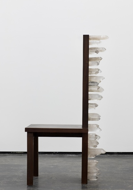 , 'Chair for Human Use (III), from the series Transitory Objects for Human Use,' 2015, Galleri Brandstrup