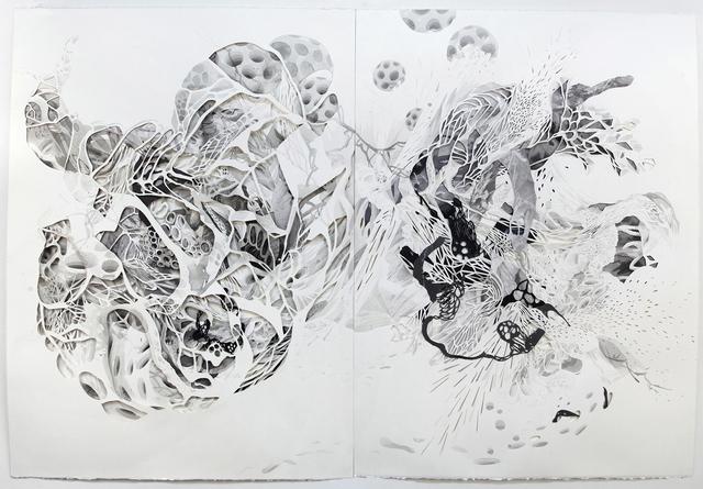 , 'Recombinant 2,' 2017, Pierogi