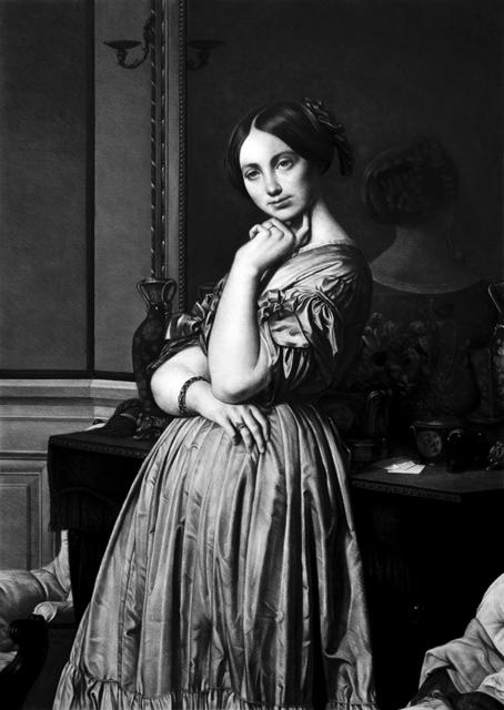 Kepa Garraza, 'Portrait of Comtesse d'Haussonville', 2019, Victor Lope Arte Contemporaneo