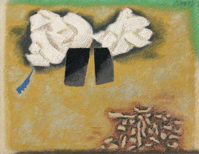 , 'Weisser Schmetterling,' 1954, Jahn und Jahn