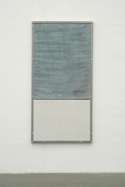 , 'E.H.D. (concrete/Domino #01),' 2017, Berthold Pott