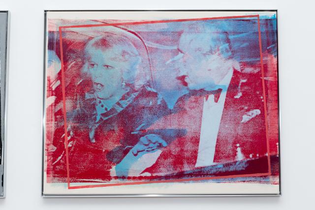 , 'Swingeing Cuts (f),' 2016, Joanna Bryant & Julian Page