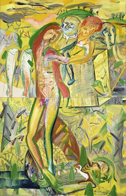 , 'Michelangelo - The Pietà,' 2014, Mind Set Art Center