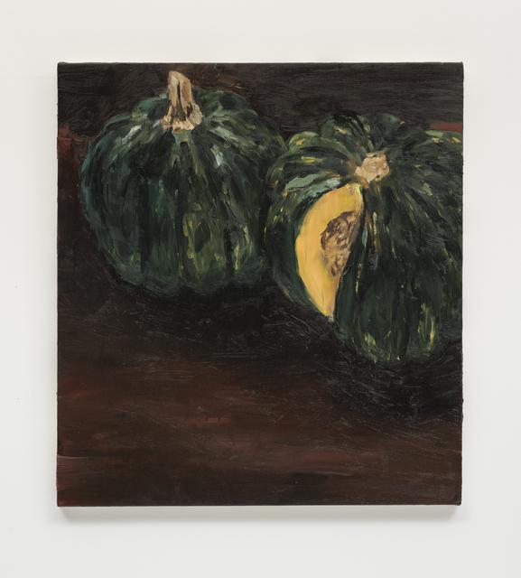 , 'Abóbora [Pumpkin],' 2016, Casa Triângulo