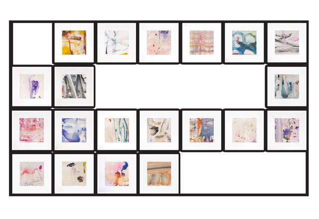 , 'JANUARY, 2018 /Set,' 2018, S.A.C. Gallery Bangkok