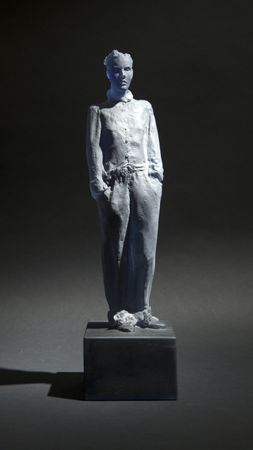 , 'Blue Girl,' , Nancy Hoffman Gallery