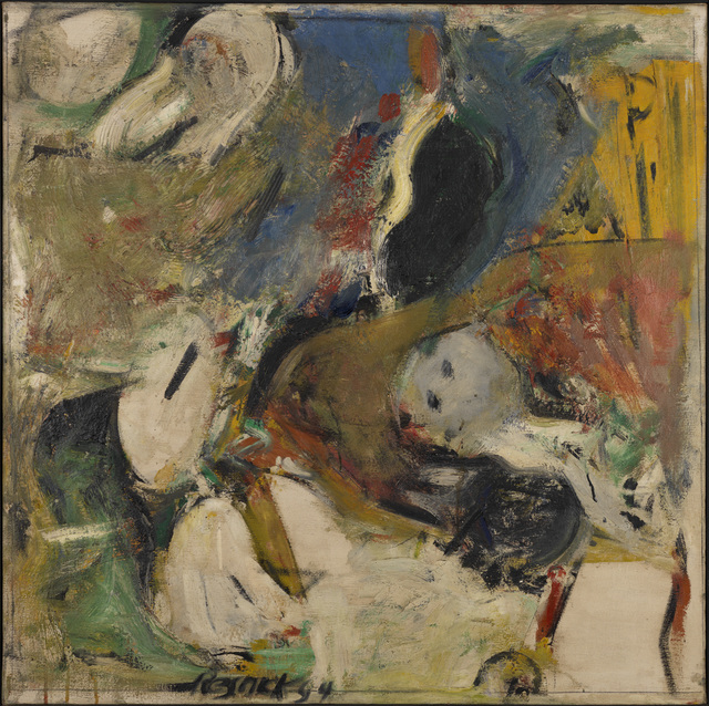 , 'Untitled,' 1954, The Milton Resnick and Pat Passlof Foundation