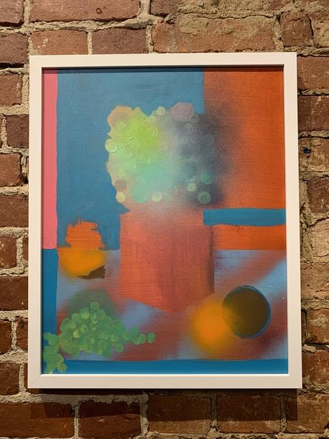 Jonathan Hittner, 'Flowers and Fruit (Large)', 2019, Mason-Nordgauer Fine Arts Gallery