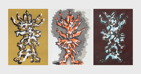 Jacques Lipchitz, 'Tree of Life,' 1972, Heritage Auctions: Holiday Prints & Multiples Sale
