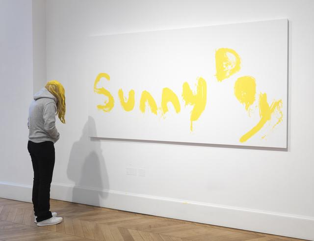 , 'Sunny Day,' 2018, Lazinc