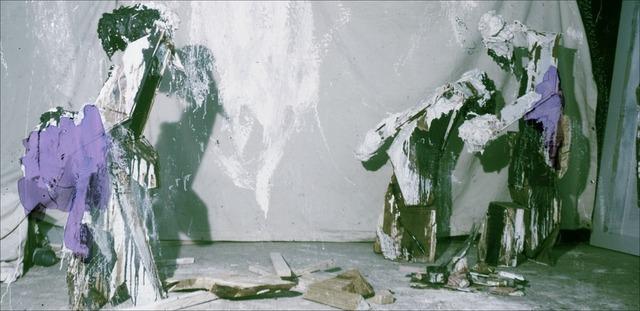 , 'L'atelier Calais #28,' 2014, Galerie Christophe Gaillard