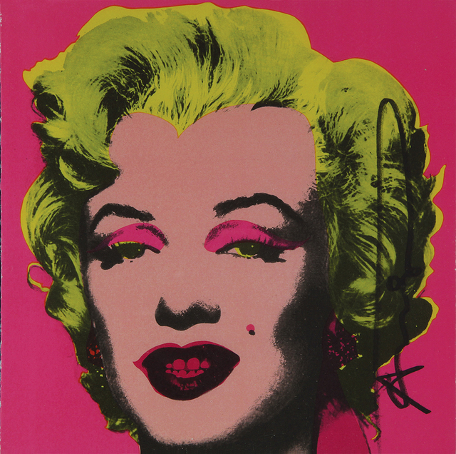 Andy Warhol, 'Marilyn Monroe - Invitation Card', 1981, Bertolami Fine Arts