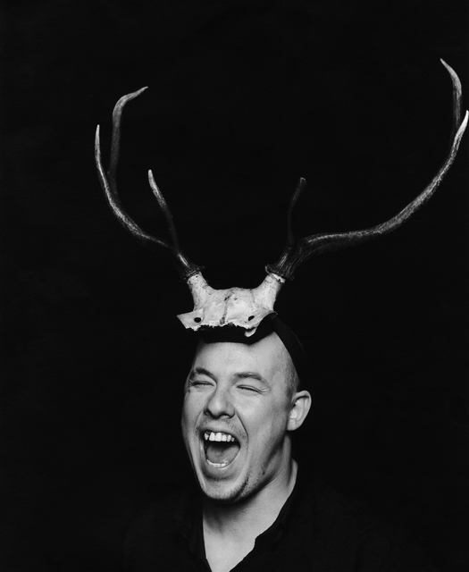 , 'Portrait of Alexander McQueen,' 1997, Victoria and Albert Museum (V&A)
