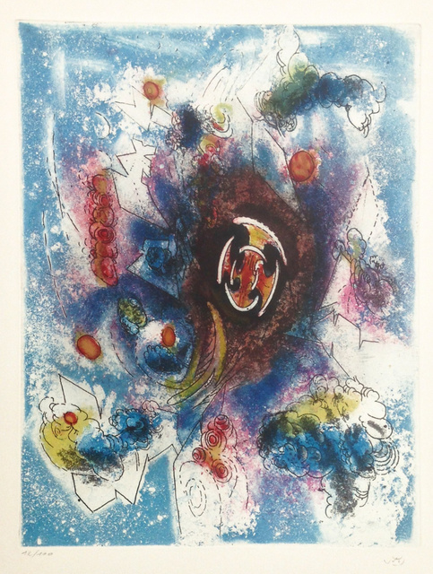, 'Le Conmer from: Hom'mere III - L'Ergonaute,' 1977, Hans den Hollander Prints
