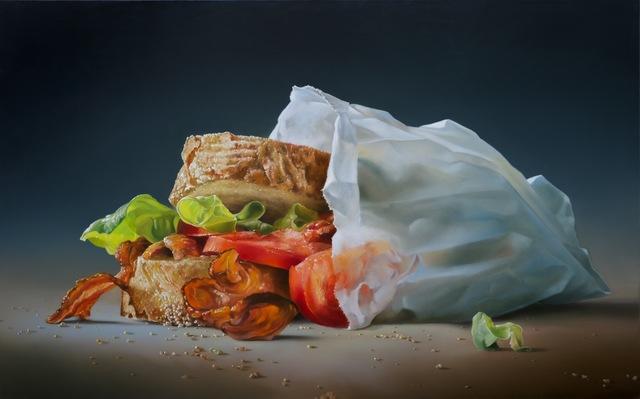, 'BLT Sandwich,' 2015, Louis K. Meisel Gallery