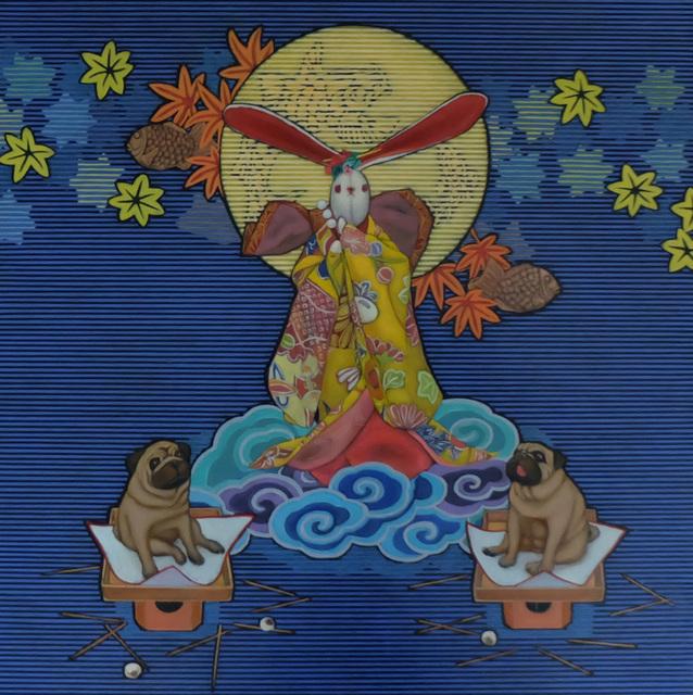 , 'Harvest Moon,' 2015, Kaze Gallery(tokyo)