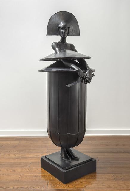 Cecilia Z. Miguez, 'El Abanico', 2019, Louis Stern Fine Arts