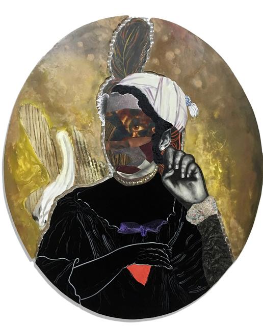 , 'Knight Vision,' 2018, Jenkins Johnson Gallery