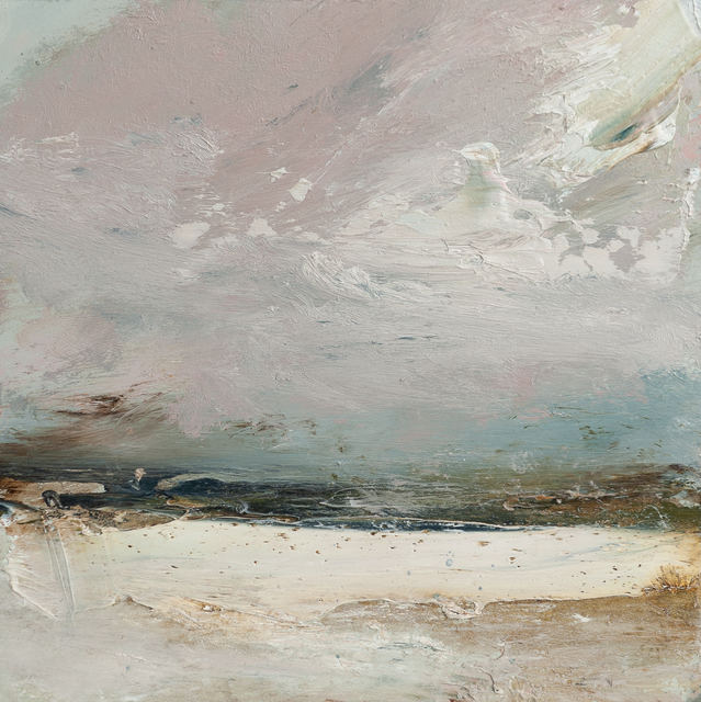 Dion Salvador Lloyd, 'Skysalt', 2019, Painting, Oil on Panel, Belgravia Gallery