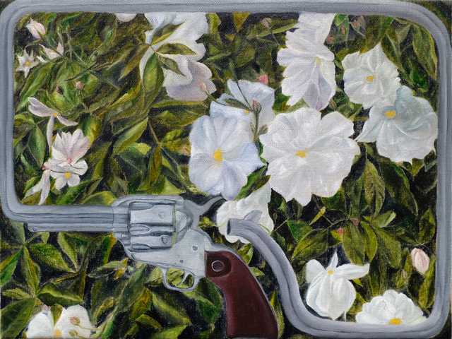 , 'White Roses,' 2018, Upfor