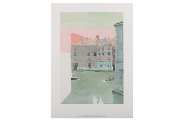 Patrick Procktor, R.A., 'Early morning, Venice', Chiswick Auctions
