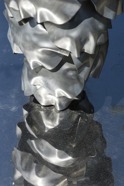 Floyd Elzinga, 'Balance, Pine Cone', 2019, Sculpture, Stainless Steel, Oeno Gallery