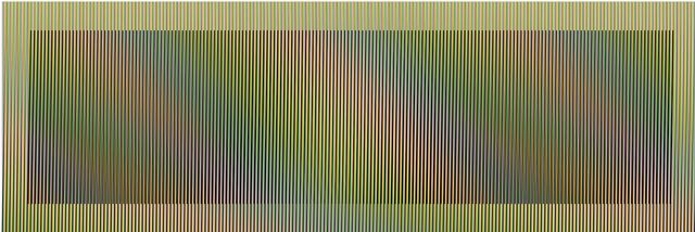, 'Inducción Cromática Marielena,' 2013, Marion Gallery