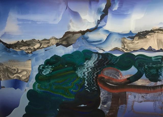 , 'Brainheart,' 2018, Jonathan Ferrara Gallery