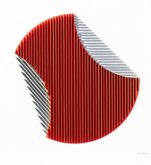 , 'Fold XVI,' 2017, Gormleys Fine Art