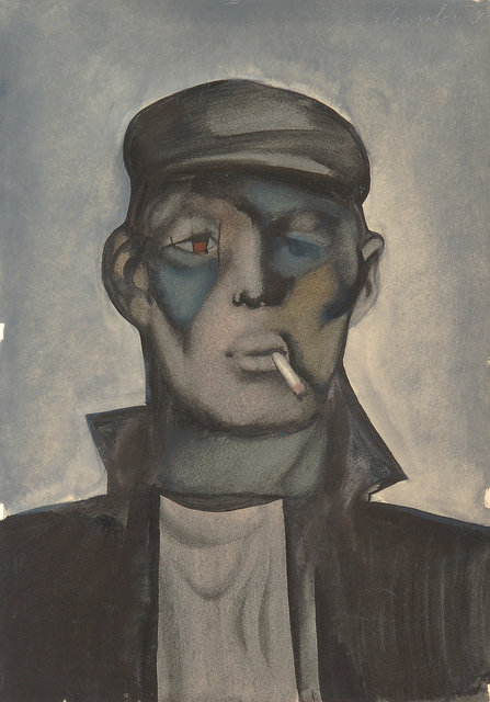 , 'Worker,' 1968, Kolodzei Art Foundation