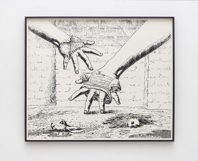 Per Wizén, 'Reenactor', 2019, Cecilia Hillström Gallery