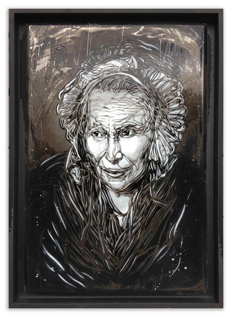 , 'Gericault,' 2014, StolenSpace Gallery