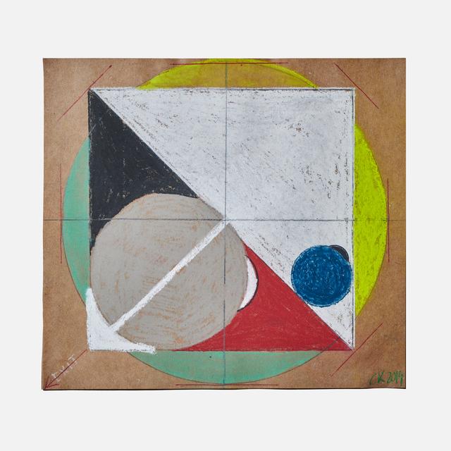 , 'Exit,' 2019, Helwaser Gallery