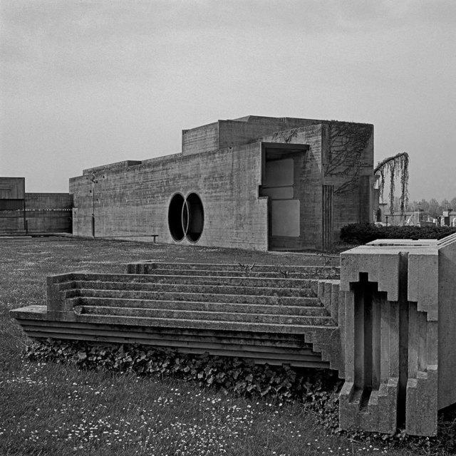 Klaus Kinold, 'Carlo Scarpa. La Tomba Brion, San Vito d'Altivole', Walter Storms Galerie
