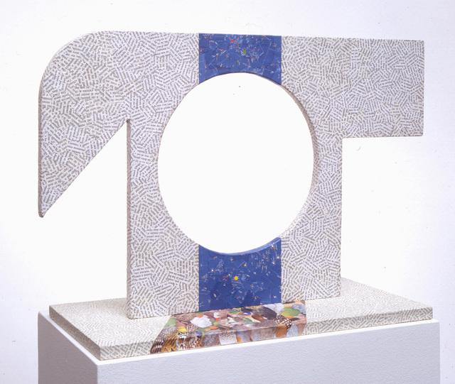 , 'Tondo au galop,' 1991, Galerie Lelong & Co.