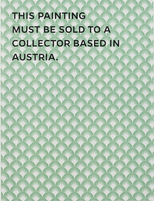 , 'Austria,' 2015, Steve Turner